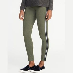 OLD NAVY: high-rise stevie side-stripe pants